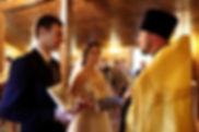 Венчание наших прихожан Руслана и Софии