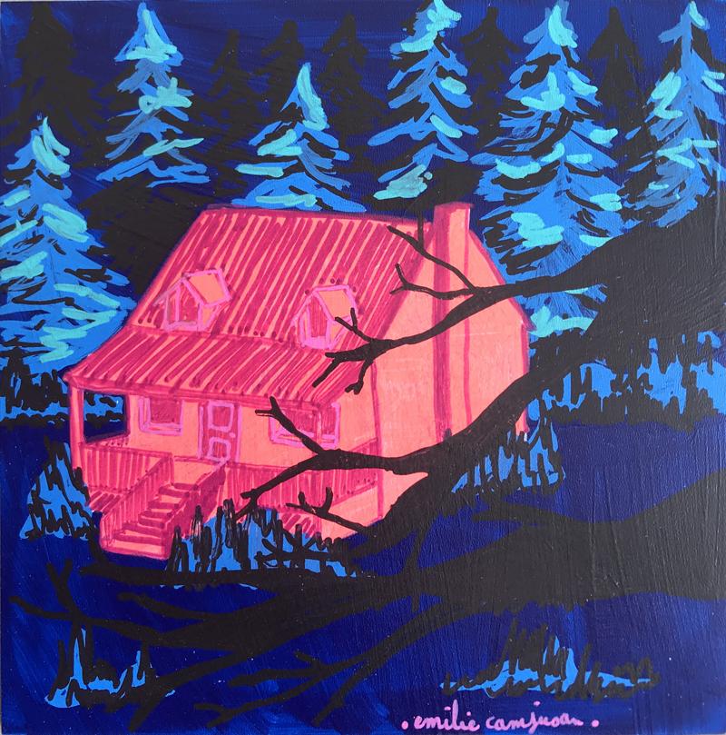 Les 3 cabanes