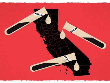 California: el laboratorio de las agendas en conflicto