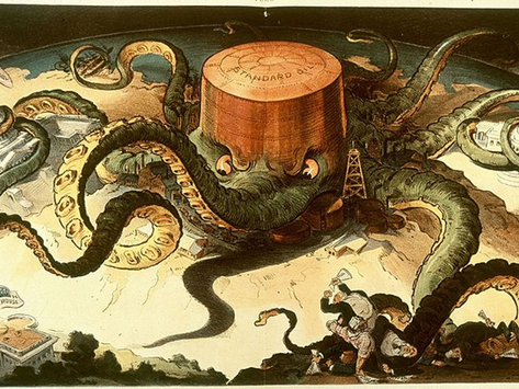 La Economía Política detrás de la Guerra de Precios del Petróleo por Marcos Capote