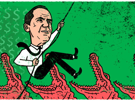 Reflections of an outgoing president: Mark Carney