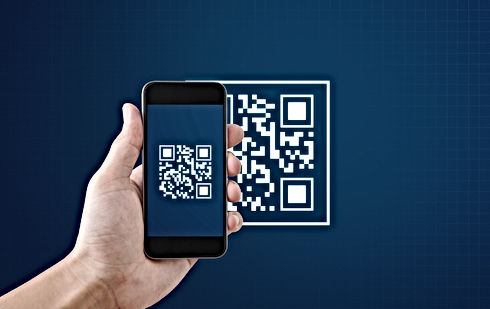 QR code scanning payment and verificatio