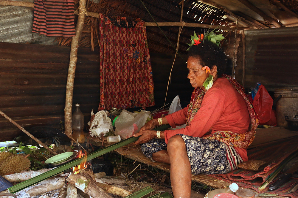 Batek tribe Malaysia