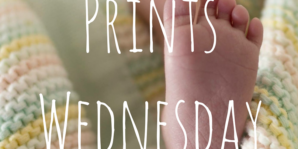 CLAY Prints Wednesday