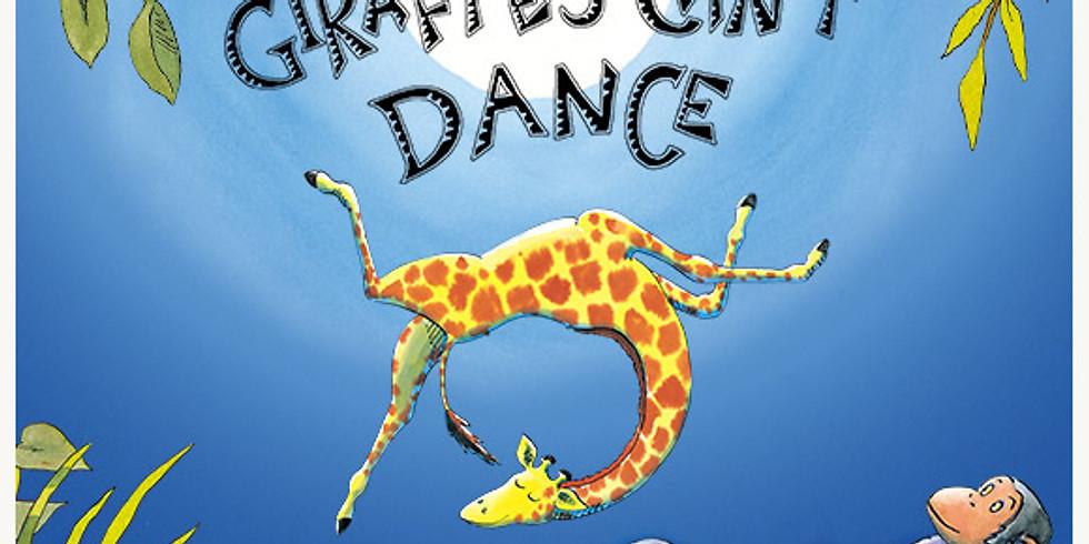 Paint me a Story - Giraffes Can't Dance