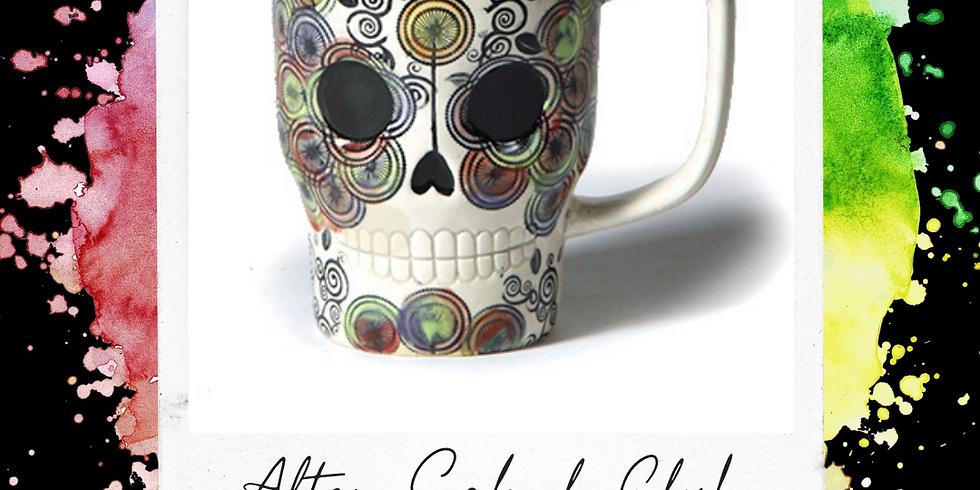 After School Club; Sugar Skulls Mug