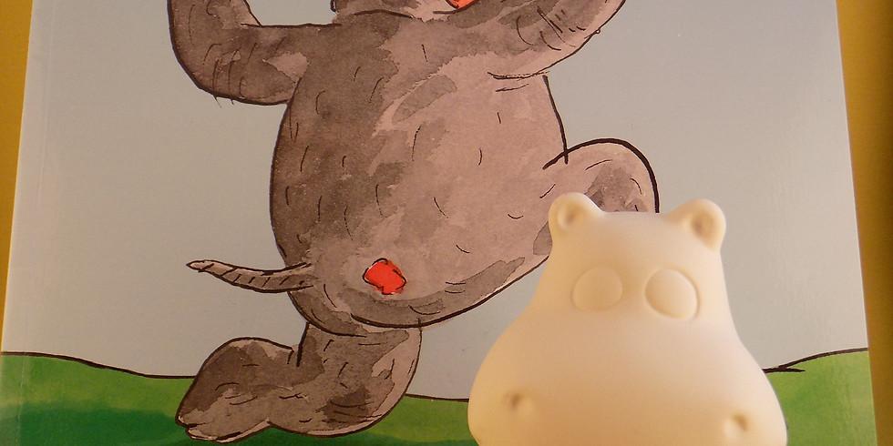 Paint me a Story HippoSpotamus