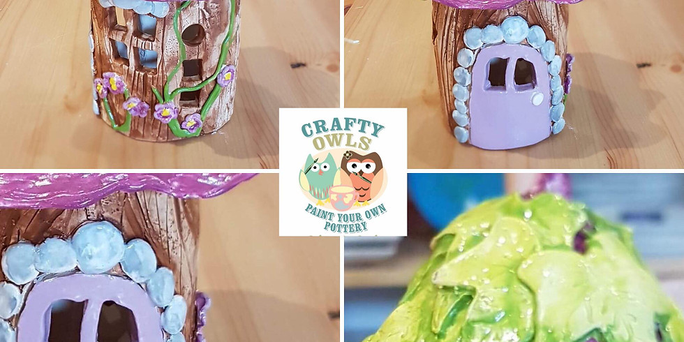 Make your own Troll or Fairy House Workshop