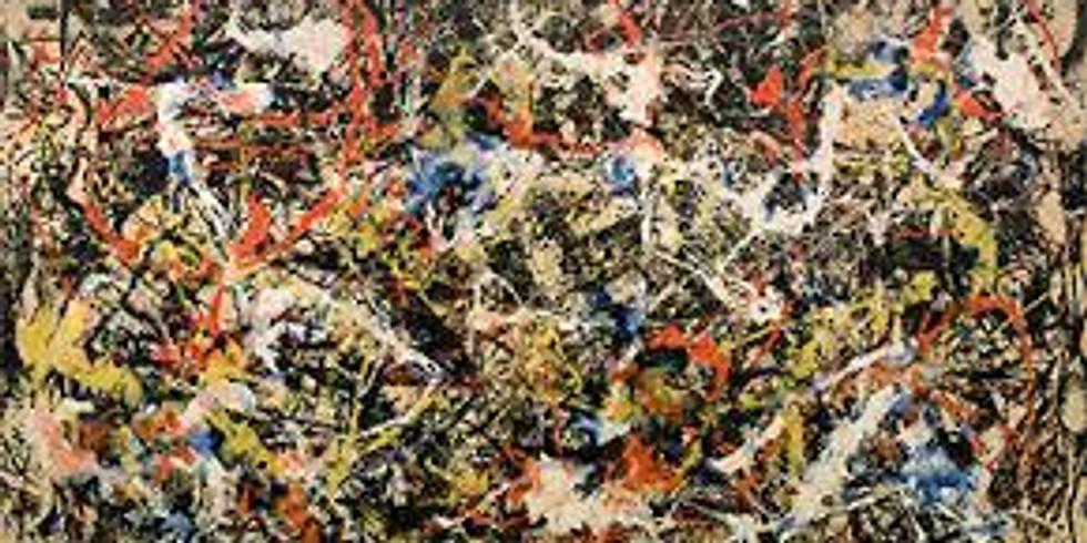 Half term Crafty Kidz - Pollock Splatter Workshop