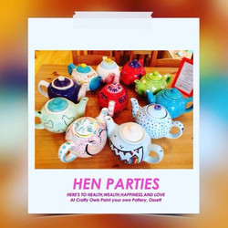 Hen party! or any occasion will do