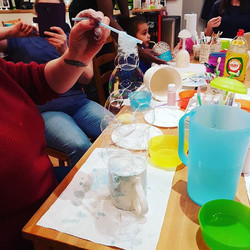 Bubble Party Workshop
