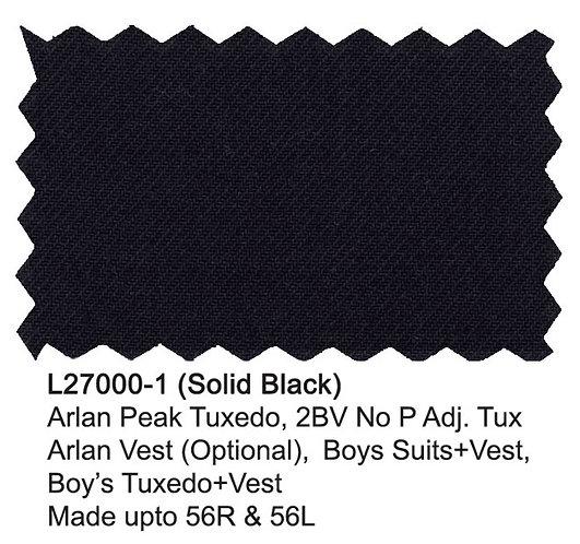 L27000-1-London Fog Boys Suit-Black