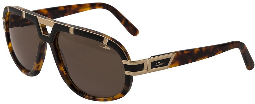 Cazal Legends 884 Black & Turquoise / Brown Lenses