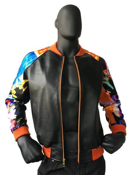 Outerwear Black/Orange