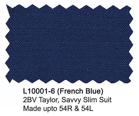 L10001-6-London Fog Suit-French Blue