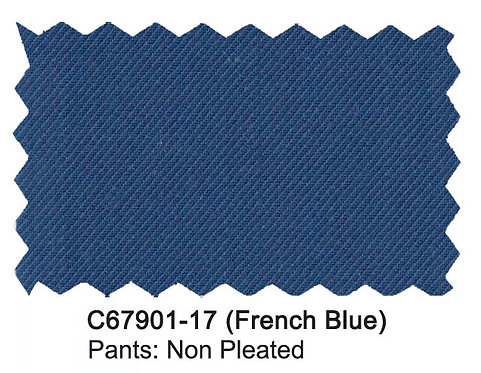 C67901-17-Carlo Lusso Pants-French Blue