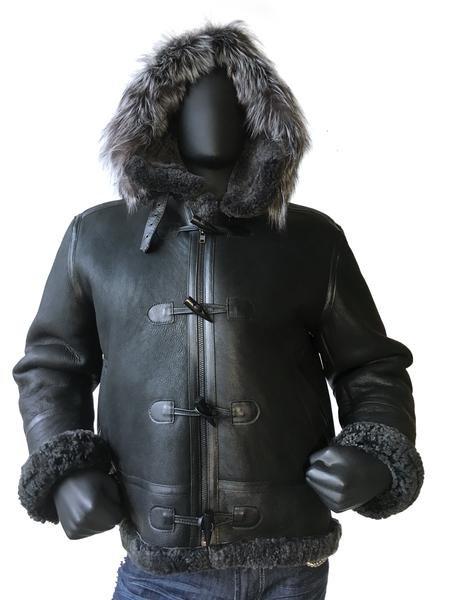 Outerwear Black