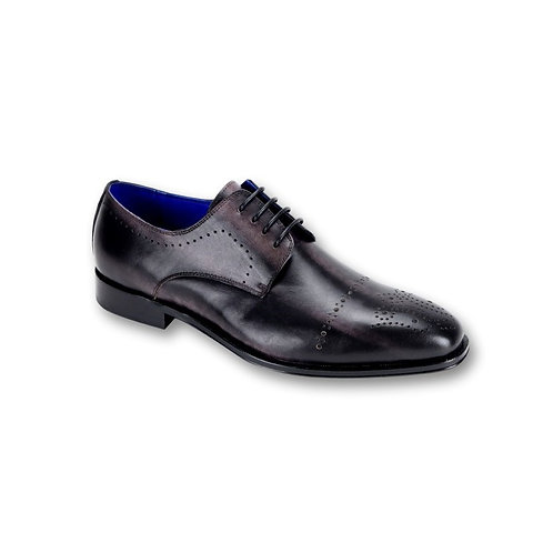 SL0001 | Black Genuine Leather