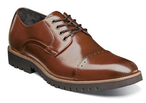Cognac Casual Shoes