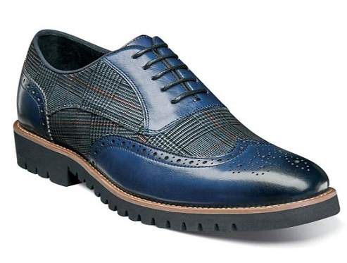 Ink Blue Casual Shoes