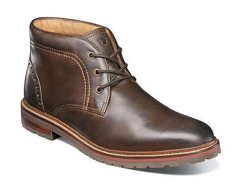 Brown CH Boots