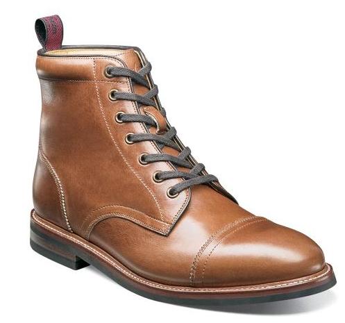 Sadle Tan Boots