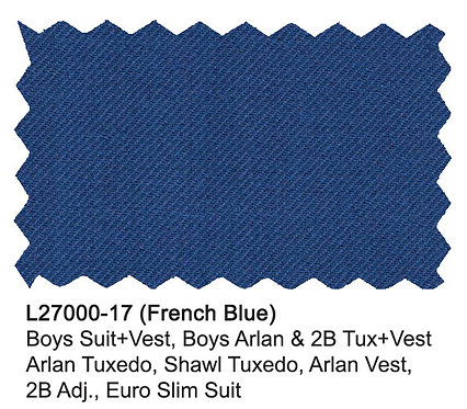 L27000-17-London Fog Tuxedo-French Blue