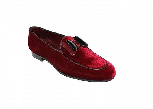 Burgandy Shoes