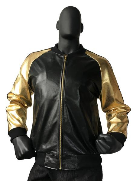 Outerwear Black/Gold