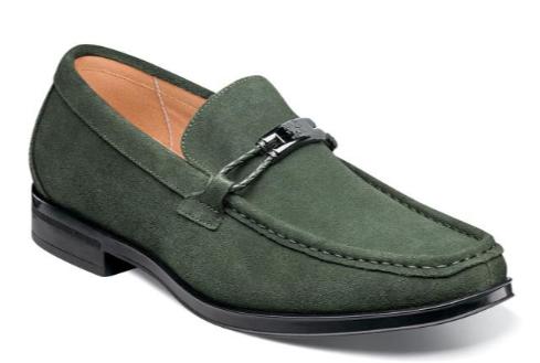 Dark Green Shoes
