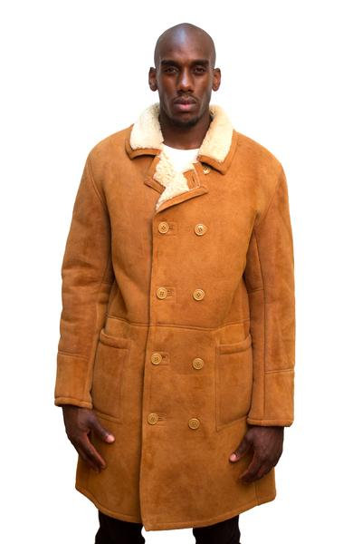 Outerwear Cognac