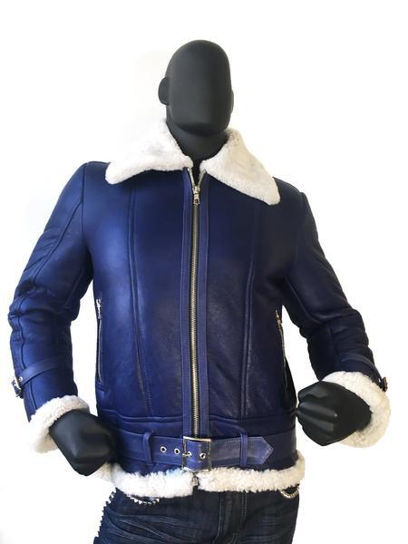 Cobalt blue Jackets