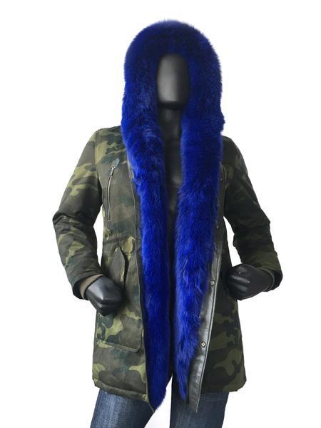Outerwear Blue