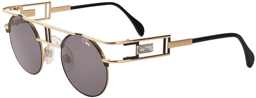 Cazal Legends 953 Black - Gold / Grey Lenses