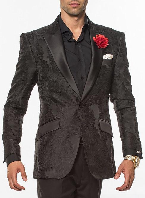 Angelino Bolonia Black Blazer