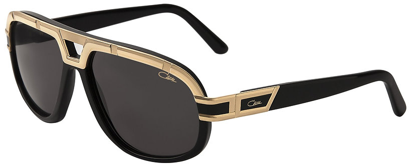 Cazal Legends 884 Gold & Black / Grey Lenses