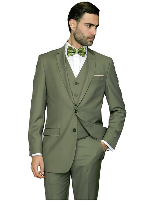 SLIM FIT SUIT LORENZO