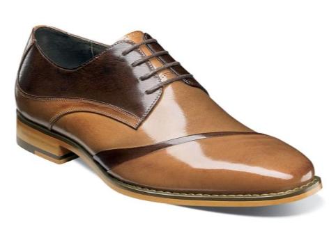 Tan Multi Shoes