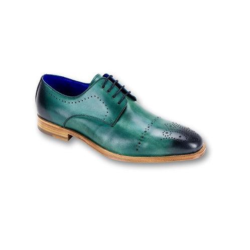 SL0001 | Alpine Green Genuine Leather