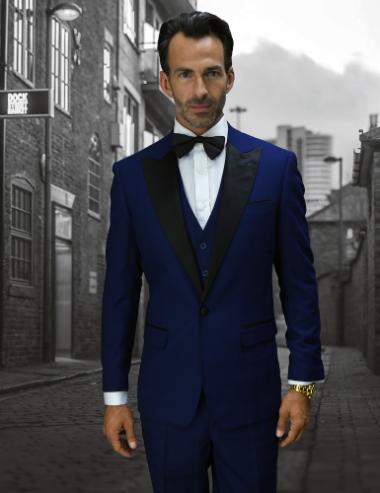 Sapphire Suit
