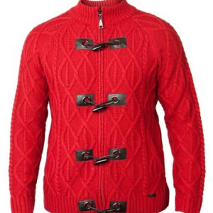 Bungundy Sweater