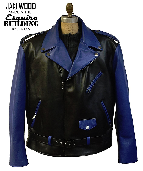 Black Motorcycle Jacket, Leather Jacket, Motorcycle Jacket