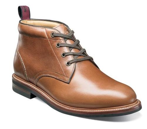 Saddle Tan Boots