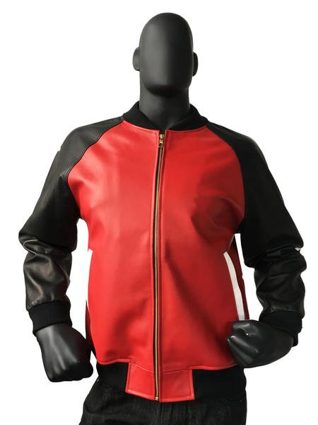 Outerwear Red
