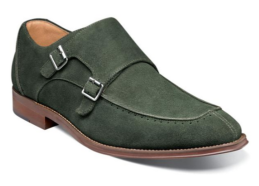 Dark Green Shoes