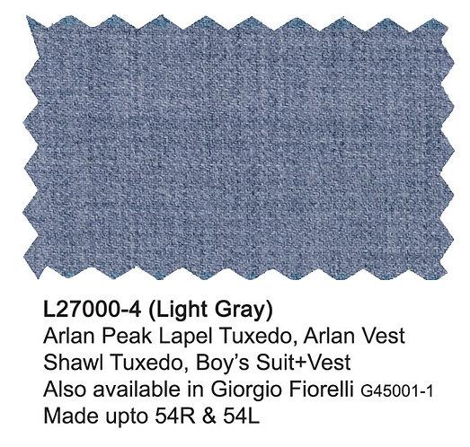 L27000-4-London Fog Boys Suit-Light Gray