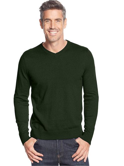 46112  V-Neck Sweater