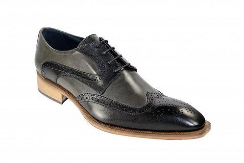 Black/Grey Shoes