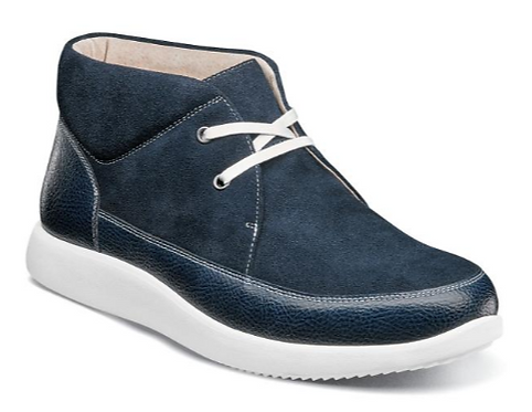 Navy Casual Shoes