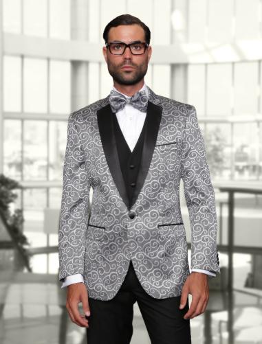 Silver Suit